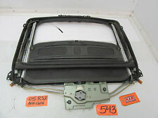 2005 05 ACURA RSX SUNROOF SUN ROOF TRACK PANEL GUIDE GLASS 02 03 04 06 OEM OE S
