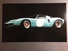 2000 Ford GT-40 Mark V Coupe Print, Picture, Poster RARE!! Awesome L@@K