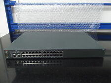 Nortel Avaya Ethernet Routing Switch 2526T 24 Port + 2 Combo  AL2500A01-E6