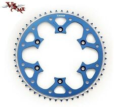 Talon Rear Sprocket 50T Kawasaki KXF250 04-17 KXF450 06-17 BLUE KX125 1980-17