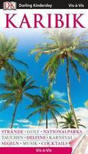 Karibik 2013-2014 UNGELESEN Vis a Vis Dorling Kindersley Antillen Kuba Jamaika