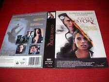 Locandina VHS - COVER STORY (2002) -  StormVideo originale - used