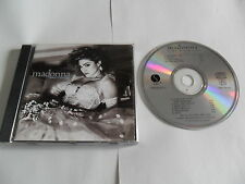 MADONNA - Like A Virgin (CD) GERMANY Pressing