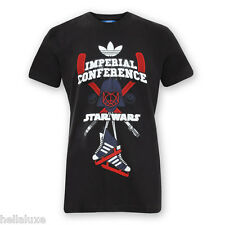 Adidas STAR WARS IMPERIAL CONFERENCE HOTH WINTER ICE HOCKEY T-Shirt-Jersey~Sz XL