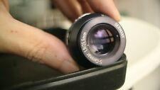 Germany S-coronar 25.5mm f1.9 cine  bmpcc super 16  gh4 4k bolex c mount  lens