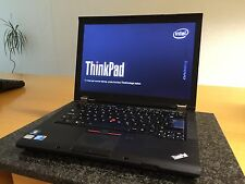 SCHNELLES BUSINESS LAPTOP NOTEBOOK LENOVO THINKPAD T410 DVD+RW WLAN WINDOWS 7