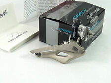 Campagnolo Chorus Compact Front Derailleur Braze on CT NOS 10 Speed Bicycle