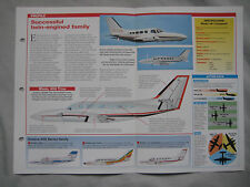 Aircraft of the World Card 77 , Group 2 - Cessna 401-441