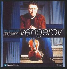 The Best of Maxim Vengerov [Box Set], New Music