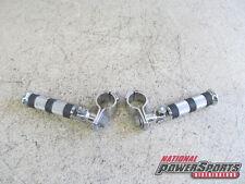 Harley FLHR Road King multi fit highway pegs foot pegs foot rests 0414174