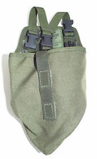 ENTRENCHING TOOL CASE COVER CARRIER FOR SHOVEL , OLIVE GREEN - British Army