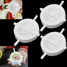 3 X Moldes para Hacer Ravioles Jiaozi Chinos Pastelería DIY Utensilio Cocina