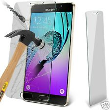 100% Genuine Tempered Glass Film Screen Protector for Samsung Galaxy A3 (2016)