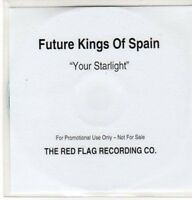 (AY212) Future Kings of Spain, Your Starlight - DJ CD