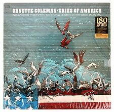 """Ornette Coleman Skies of America LP 180g Record Vinyl 12"""" Limited Ed NEW KC31562"""