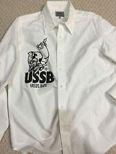Bape ursus white casual shirt