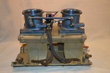 Ron's Fuel Injection Flying toilet Twin Dual Tunnel Ram BBC 454 Victor