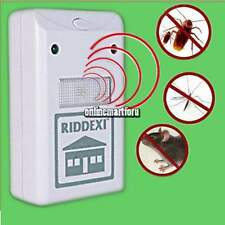 Riddex Plus Electronic Pest Control Repeller Rat Mice Mosquito Insect Rodent ONM