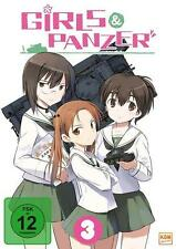 Girls und Panzer 3 (Episode 9-12) (DVD Video)