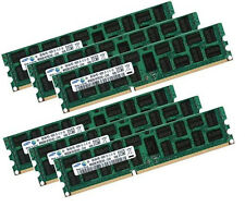 6x 8GB 48GB RAM RDIMM ECC REG DDR3 1333 MHz f Dell PowerEdge M610 M610x