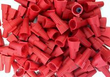 (3000 pc) Red Winged Screw-On Nut P13 Wire Connectors Twist-On BAG 8-18 AWG