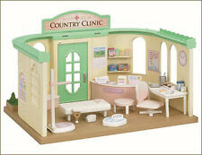 JP Sylvanian Families H-12 Country Clinic (Hospital)