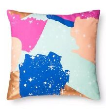 Oh Joy! Decorative Throw Pillow Gold Bed Painted Constellations New