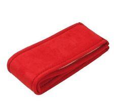 VOLANTE RIVESTIMENTO 37-39 cm per stringere VOLANTE saver di tessuto rosso 33052