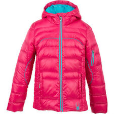 Spyder Kids Girls Chrono Down Jacket Size XXL (20), Fits Women's Size S/M, NWT