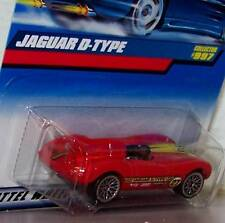 1998 Hot Wheels  Jaguar D-Type #27 Racing