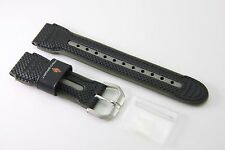 CASIO Original PRW-1000LJ Pathfinder Leather Watch Band PRG-80L-3V PAG-8OL PRW-1