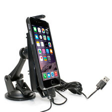 IBA-33450: iBolt iPro2 Docking Mount w/ Charging Cable for iPhone 5s 6 6s 7 plus