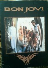 BON JOVI 1995 These Days  Tour Program .
