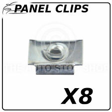 Panel Trim Clips 11 X 14 MM Opel Adam/Agila/Antara/Astra Pack of 8 Part 11008