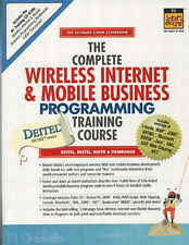The Complete Wireless Internet and Mobile Business Programming-ExLibrary