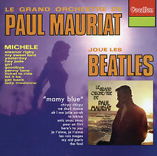 Paul Mauriat & His Orchestra Paul Mauriat plays the Beatles & Mamy Blue CDLK4535