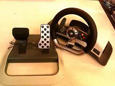 Microsoft Xbox 360 Wireless Racing Wheel & Pedals, Tested, Trusted Shop