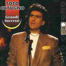 I GRANDI SUCCESSI [TOTO CUTUGNO] [1 DISC] NEW CD