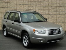 Subaru: Forester 2.5X AWD 5-SPEED! 89K MILES ONLY! 1-OWNER! CLEAN CARFAX