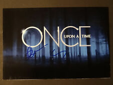 ONCE UPON A TIME CAST SIGNED AUTOGRAPHED 8X12 PHOTO TINKERBELL PETER PAN DISNEY