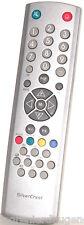 Télécommande/Remote SILVERCREST/LIDL RC2240 =  Téléviseur CT2116 CRT TV