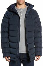Men's The North Face Mount Kanatak Quilted Parka Goose Down URBAN NAVY M $299