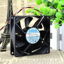 NEW Genuine NMB 80mm case fan 3110KL-04W-B19 DC12V 0.13A 3-pin 4E537 0C252