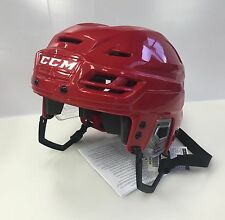 New CCM Resistance 100 NHL/AHL Pro Stock/Return large L ice hockey helmet red
