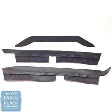1964-65 Chevelle Rear Body to Bumper Rubber Seal - Each