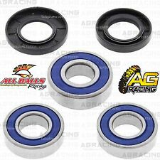 All Balls Rear Wheel Bearings & Seals Kit For Gas Gas EC 300 1999 Enduro