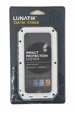 NEW Authentic Lunatik Taktik Strike for Apple iPhone 5/5S/SE Case Cover White