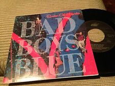 "BAD BOYS BLUE SPANISH 7"" SINGLE SPAIN QUEEN OF HEARTS ITALO DISCO"
