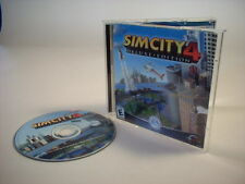 SimCity 4: Deluxe Edition Disc 1 REPLACEMENT, Now Priority FREE SHIPPING