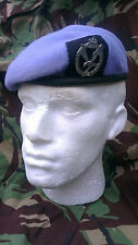 Army Air Corps Beret and Cap Badge Size 60 Officer Quality